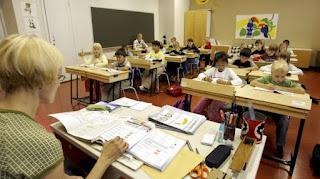 Siatem pendidikan di Finlandia terbaik di dunia