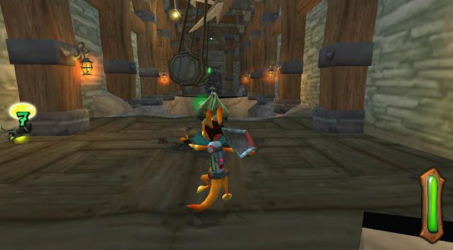 Daxter screenshot 1