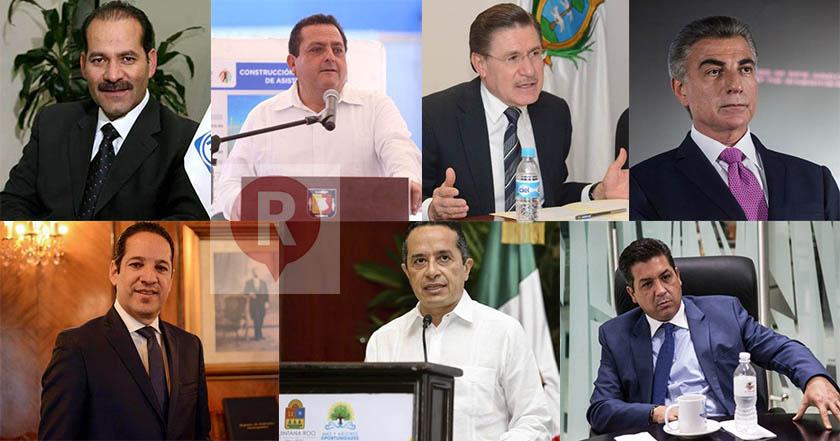 Gobernadores panistas crean bloque; dan a entender que Anaya no ganará.