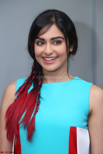 Adah Sharma Trendy Look at the Launch of OPPO New Selfie Camera F3 ~  Exclusive 003.JPG