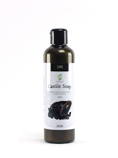 Cacao Dark Soap Philippines 250mL