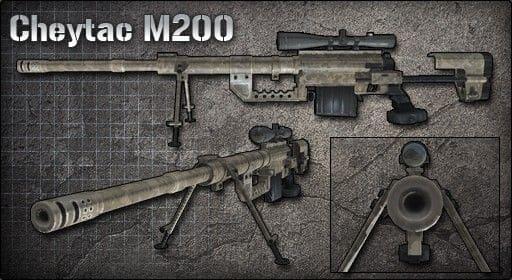 Cheytac M200 Point Blank