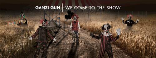 Ganzi Gun - Welcome to the Show