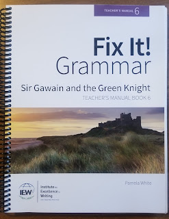 Fixing Grammar with IEW (A Homeschool Coffee Break Review for the Homeschool Review Crew) on kympossibleblog.blogspot.com