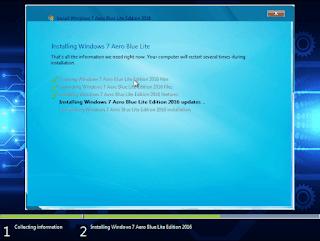سارع لتحميل لنسخة خفيفة من ويندوز 7 بحجم نصف جيجا فقط فيها برامج مهمة للحاسوب ومفعلة مدى الحياة