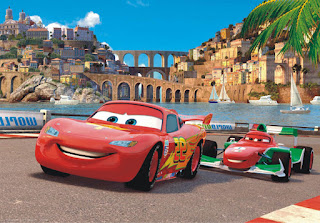 carrera de disney cars en italia