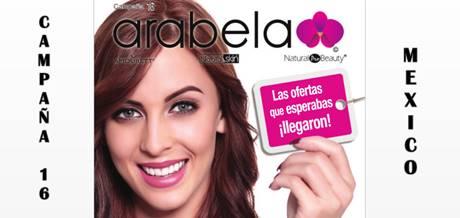 Catalogo Arabela México Campaña 16 2017