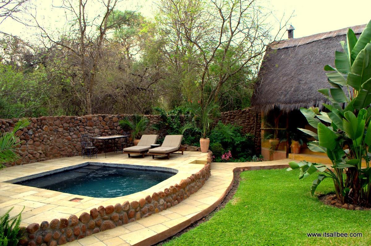 Tongabezi Safari Lodge on the Zambezi - Livingstone Zambia