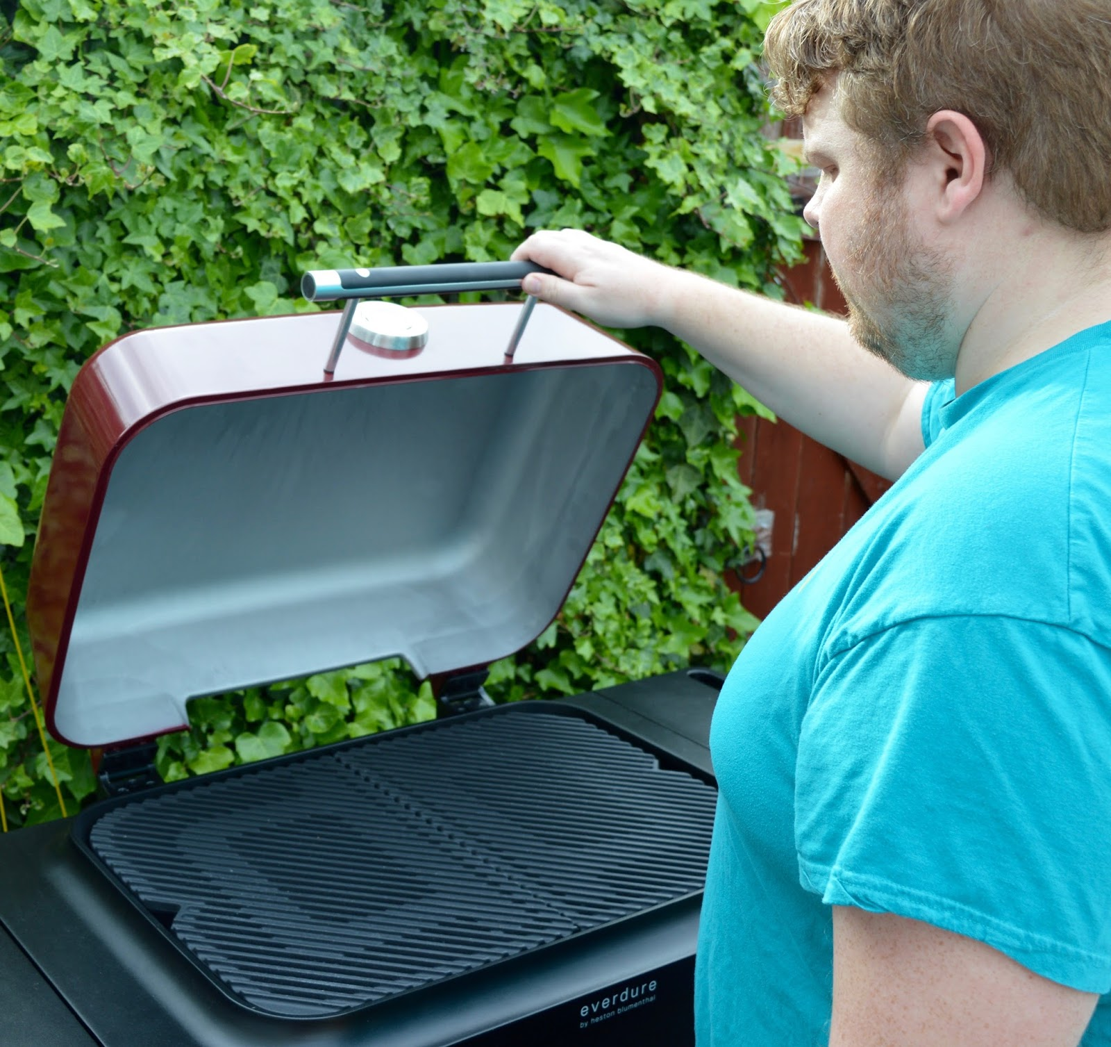 Win an Everdure by Heston FORCE Barbeque worth £599 from Kettler with  #TheBestofTimes