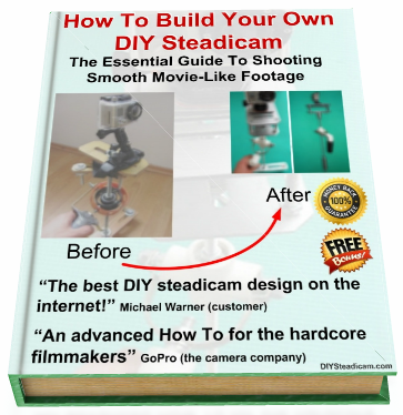 DIY Steadicam Ebook by Constantin Gabor
