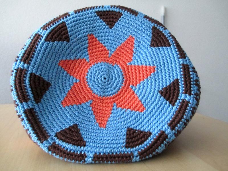 Heyleuk Tapestry Gehaakte Tas