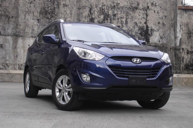 Review: 2012 Hyundai Tucson GLS 2WD