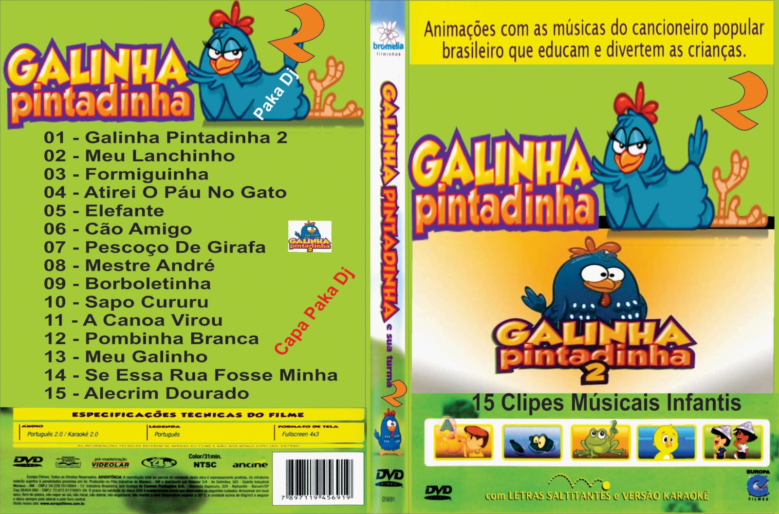 PINTADINHA GRATIS AVI GALINHA BAIXAR 3