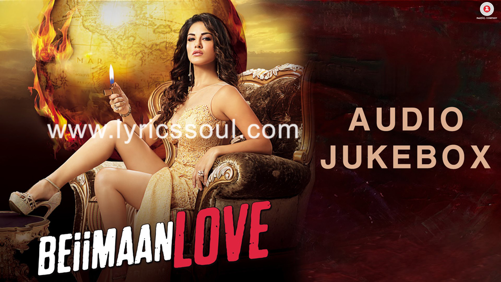 The Rang Reza lyrics from 'Love Beiimaan', The song has been sung by Yasser Desai, , . featuring Sunny Leone, Rajniesh Duggall, , . The music has been composed by Asad Khan, , . The lyrics of Rang Reza has been penned by Raqueeb Alam