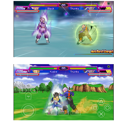Download Dragon Ball Super War of Dragon CSO PPSSPP PSP