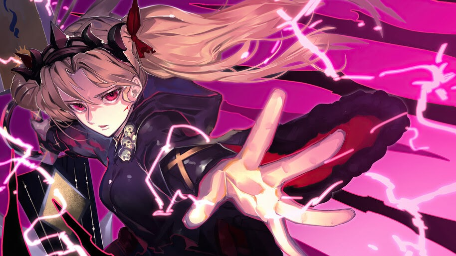 Ereshkigal, Fate/Grand Order, 4K, #6.2296