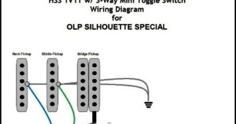 Enjoyable Ganitrisnas Blogsite Hss 1V1T Olp Silhouette Special Wiring Diagram 2 Wiring Digital Resources Funiwoestevosnl