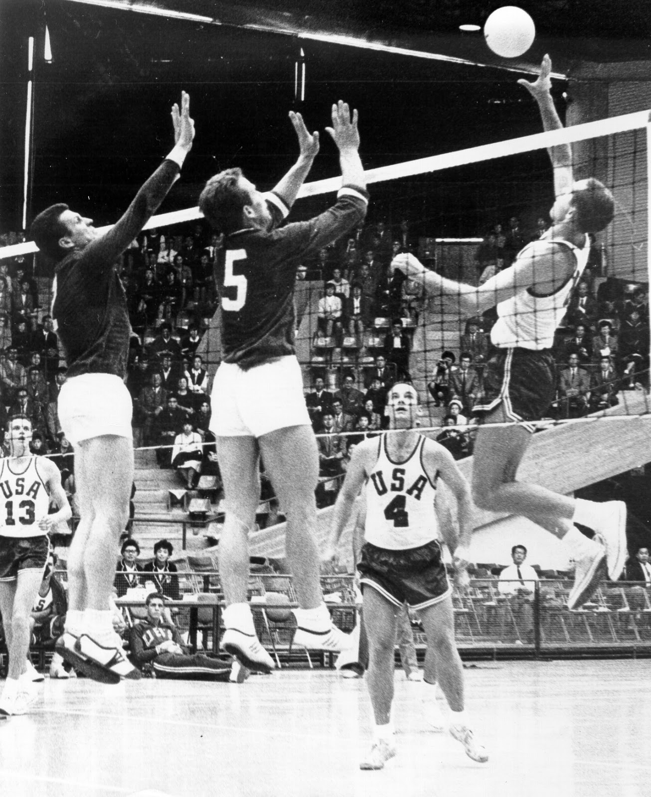 Image result for VOLLEYBALL HISTORY