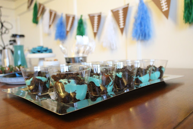 Panthers Dirt Cups