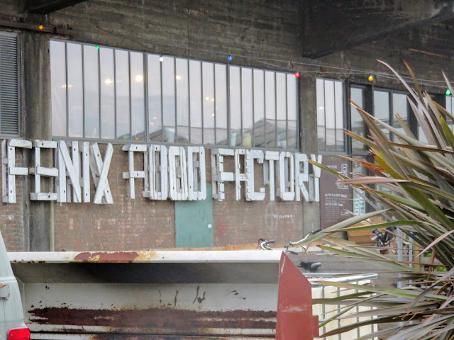Fenix Food Factory in Rotterdam