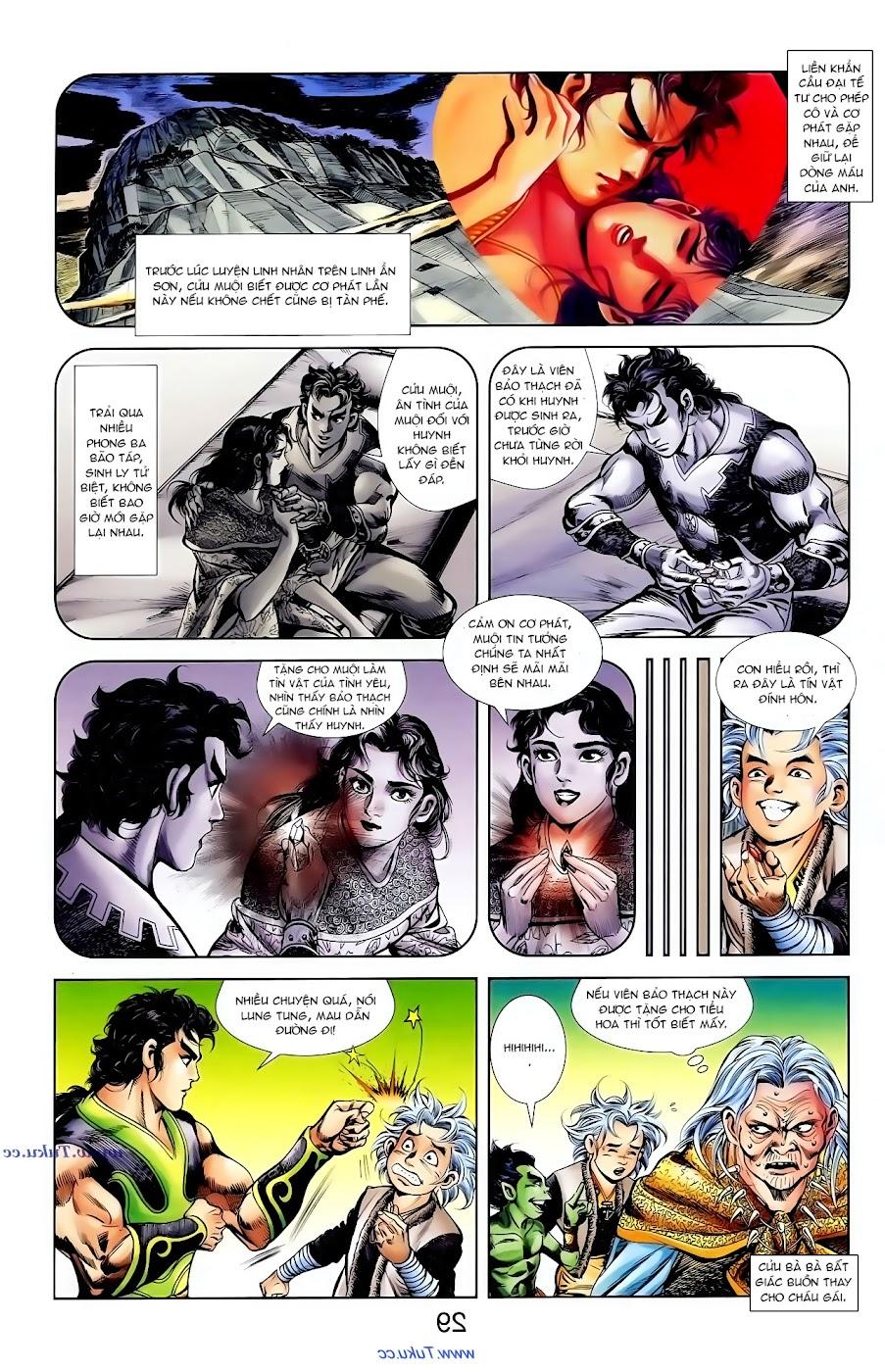 Cơ Phát Khai Chu Bản chapter 96 trang 13