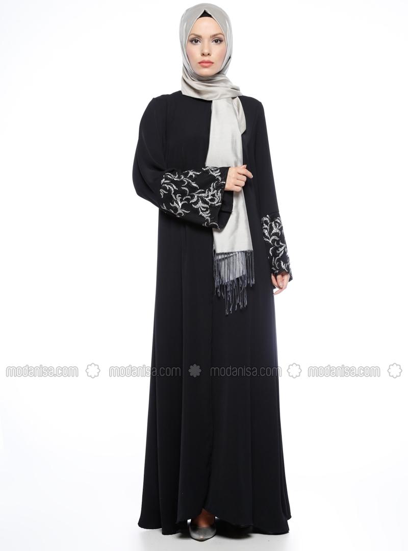 Abaya Dubai 2018 Style Turque Hijab Fashion And Chic Style