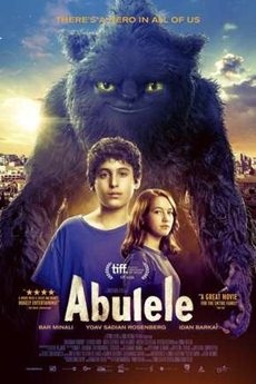 Capa Abulele – Meu Amigo Monstro – WEB-DL 720p e 1080p Dublado (2015) Torrent