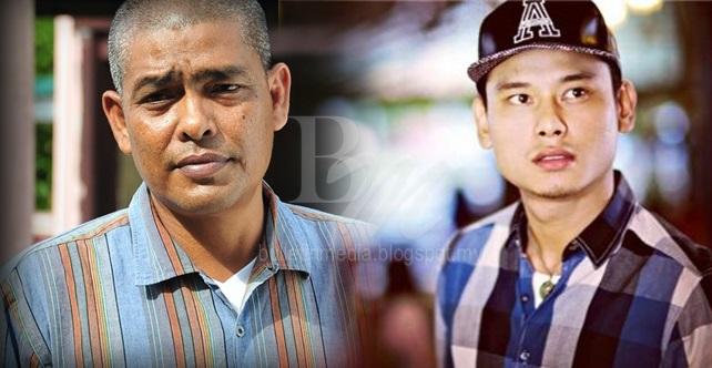 """""""Patutlah Selama Ni Aku Tengok Kaza Sentiasa Bersama Aidil Aziz MAsuk Keluar Mahkamah.. Rupanya Dia..."""","""