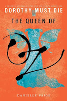 The queen of Oz 0.9, Danielle Paige