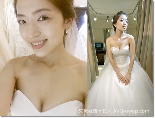 Wingbra羽透胸翼-婚紗道具-豐胸-內衣-Nubra