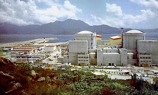 Energie et développement - Centrale nucléaire de Daya Bay en Chine