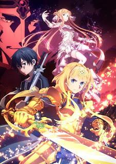 Sword Art Online: Alicization - War of Underworld Batch Subtitle Indonesia