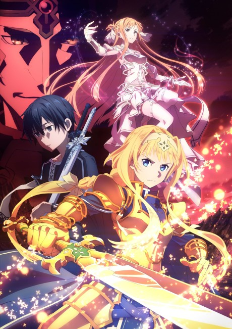 Sword Art Online: Alicization - War of Underworld Batch Subtitle Indonesia