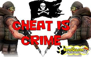 Cheat dan hack game online melanggar Hukum pembuat pengedar dan pengguna bisa dihukum