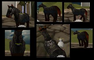 Luna - Horse Skin Attack On Titan Tribute Game