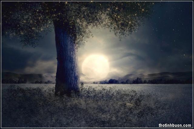 đêm trăng sáng