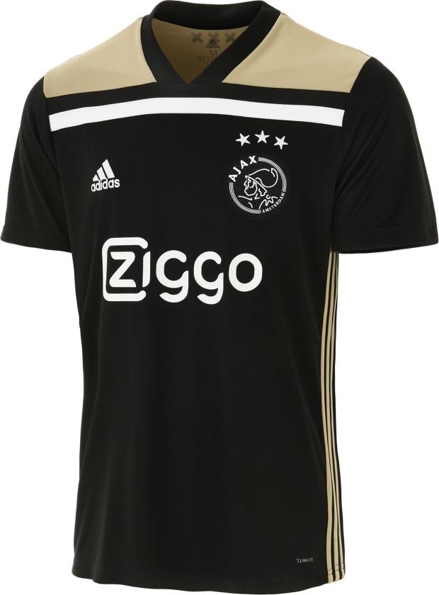 Adidas lança a nova camisa reserva do Ajax - Show de Camisas 1c9d0d284e7bd