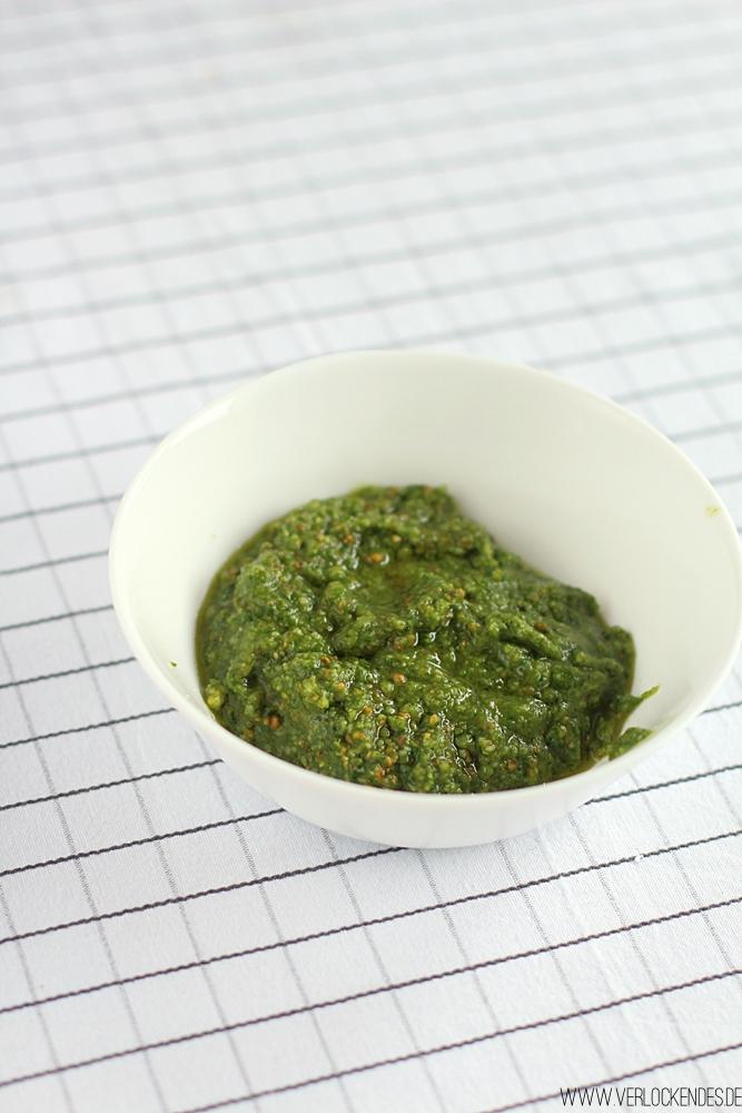 Pesto Pistaccio Rezept