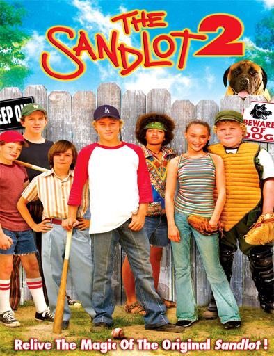 Ver Nuestra pandilla 2 (The Sandlot 2) (2005) Online