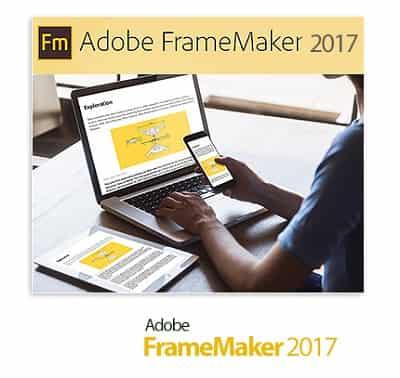 Adobe FrameMaker 2017 Trial Version Free Download