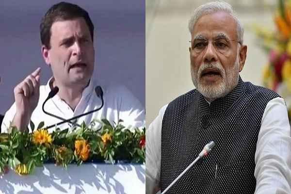 मोदी ने नोटबंदी का फैसला सुनाकर एक मिनट में RBI की आत्मा को मार डाला: राहुल गाँधी