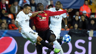 Valencia CF vs Man Utd