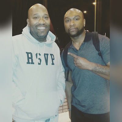 PICS: with Bun B and Ali Siddiq