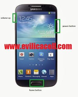 Hard Reset Samsung S4