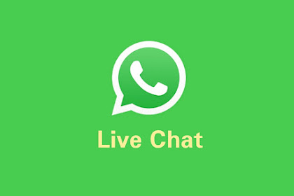 Memasang Live Chat Whatsapp Pada Blog