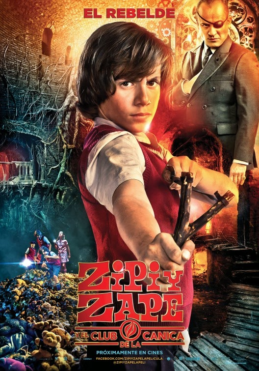 Zip Amp Zap And The Marble Gang 2013 Blu Ray 720p Free