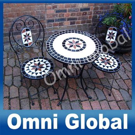 mosaic garden furniture |Furniture