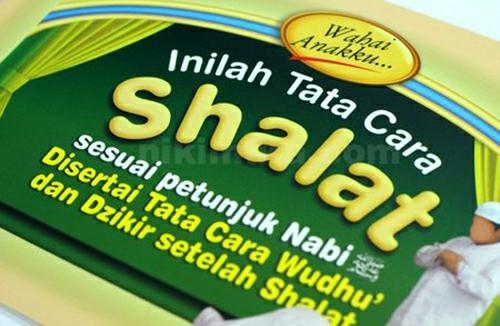 Tata Cara Niat Dzikir Bacaan Doa Setelah Sholat 5 Waktu Lengkap