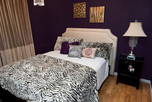 Animal Print Bedroom Decor - Home Design Ideas