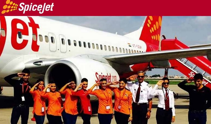 Fly Gosh: SpiceJet Pilot Recruitment - B737NG and Q400 Direct Entry